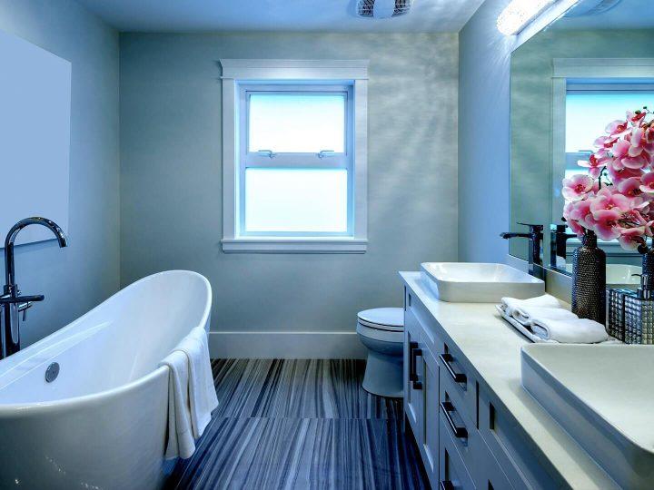 6 Small Bathroom Design Ideas.