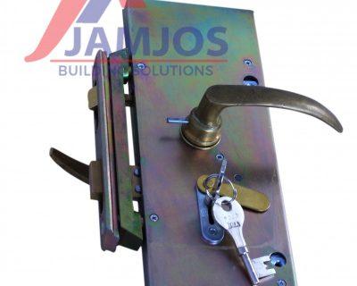 Union Steel Door Lock Model 22931