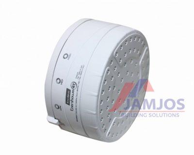 Enerbras Enerducha 4 Temperature Instant Shower Water Heater -White